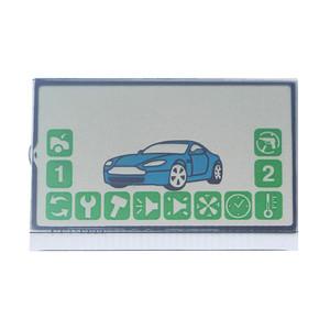 LCD дисплей на шлейфе для STARLINE A92