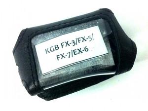Кожаный чехол KGB FX3