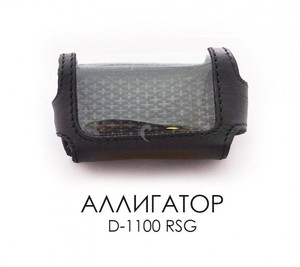 Кожаный чехол ALLIGATOR D950RSG