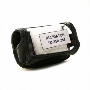Кожаный чехол ALLIGATOR TD350