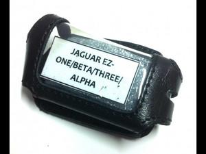 Кожаный чехол JAGUAR EZ ONE / EZ BETA / EZ THREE / ALPHA