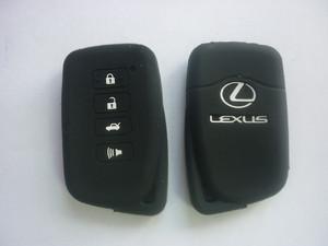 Силиконовый чехол на ключ LEXUS 13 New  ES300H, 350, 250, GS250, 350, 450