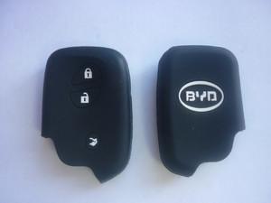 Силиконовый чехол на ключ BYD  E6, S6, M6, L6, G3,L3