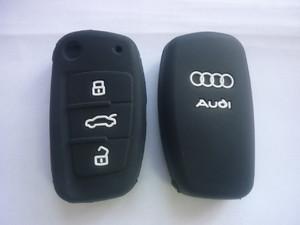Силиконовый чехол на ключ AUDI A6L, Q7, TT