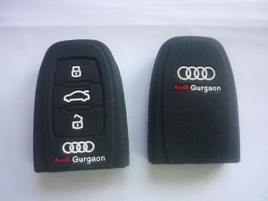 Силиконовый чехол на ключ AUDI A4L, Q5, A8, C7, New A6L