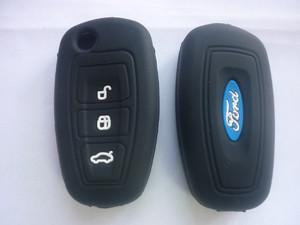 Силиконовый чехол на ключ FORD New Ford