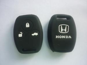 Силиконовый чехол на ключ HONDA Accord, FIT, CRV,Civic, SPIRIOR, Odyssey, CITY
