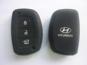 Силиконовый чехол на ключ HYUNDAI New IX35 smart