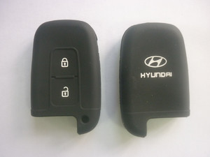 Силиконовый чехол на ключ HYUNDAI New Santa Fe