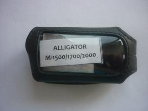 Кожаный чехол ALLIGATOR M2000