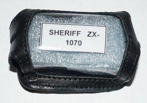 Кожаный чехол SHERIFF ZX1070