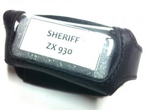 Кожаный чехол SHERIFF ZX930