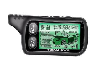 Брелок автосигнализации TOMAHAWK TZ7010