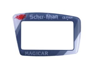 Стекло для брелока SCHER KHAN Magicar 5/6/V/VI