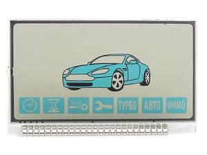 LCD дисплей на ножках для  StarLine B92 / B94