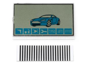 LCD дисплей на шлейфе для StarLine E60 / B62