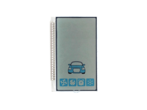 LCD дисплей на ножках для  StarLine A93 / A63 / A36 / A39 вертикальный