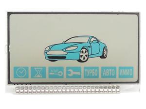 LCD дисплей на ножках для  StarLine E90 / E91
