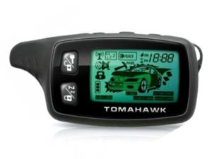 Брелок для автосигнализации TOMAHAWK TW9020
