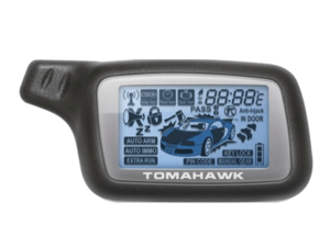 Брелок для автосигнализации TOMAHAWK X3